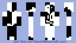 Mirror Phantom Minecraft Skin
