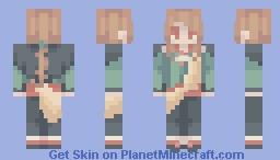 𝚖𝚒𝚜𝚘 𝚜𝚘𝚞𝚙   𝚏𝚘𝚘𝚍 𝚏𝚊𝚗𝚝𝚊𝚜 Minecraft Skin
