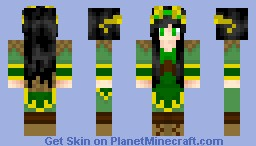 Female Loki Skin Thing