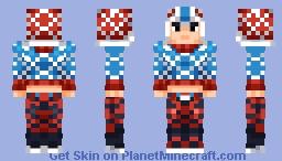 JJBA Part 5 - Guido Mista Minecraft Skin