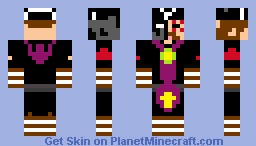 the caveguy Minecraft Skin