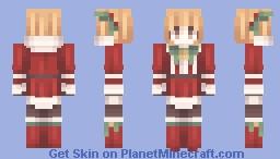 mistletoe Minecraft Skin