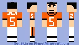 mitchell wearing soupland spleef uniform Minecraft Skin