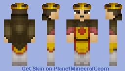 King Oculous VI Minecraft Skin