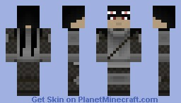 Enderman's Bane Minecraft Skin