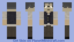 Ordinary Man Minecraft Skin