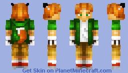 -DaniL (-DaniL edit) Minecraft Skin