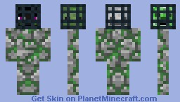 Mob Spawner Minecraft Skin - Mob skins fur minecraft