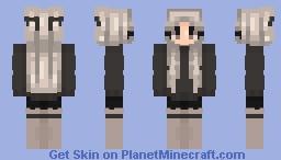 mocha ☕ Minecraft Skin