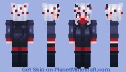 Modeus Minecraft Skin