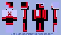 block Minecraft Skin