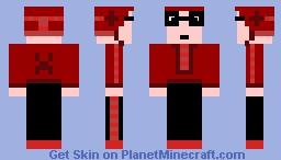 Moeubius Minecraft Skin