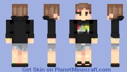 Ludwig Ahgren Minecraft Skin