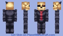 [[Personal]] MoltenONI Waifumaster Minecraft Skin