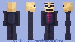 SkinFight - Attack | MoltenONI Minecraft Skin