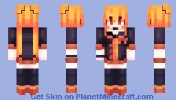 🌋 Moltin Mastermind [SF] 🌋 Minecraft Skin