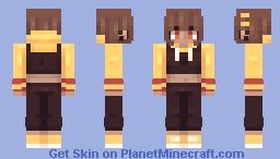 Momu - ST Minecraft Skin