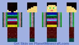 my mothers skin (monaca) Minecraft Skin