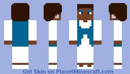 Monica Rambeau (WandaVision 1x03/04) Minecraft Skin