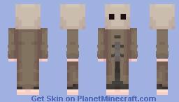 Mono (Little Nightmares II) Minecraft Skin