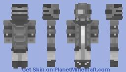 Space Pirate Minecraft Skin