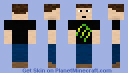 monster hunter Minecraft Skin