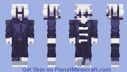 月光 | Moonlight Minecraft Skin