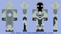 Moon Assassin Minecraft Skin