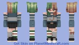 Moon Female 🌙 Minecraft Skin