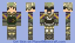 MOR1ST Minecraft Skin