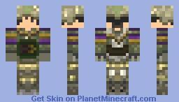 MOR2ND Minecraft Skin