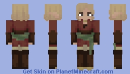More Dany Minecraft Skin