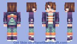 Moridis [Prize] Minecraft Skin