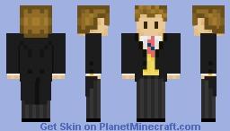 Formal Day Dress/Morning Dress Minecraft Skin