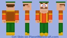 Morshu Minecraft Skin