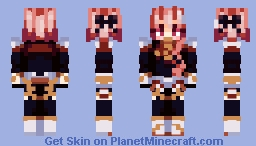 Astolfo ~ Fate/Apocrypha Minecraft Skin