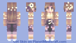 Mousey -- rq Minecraft Skin