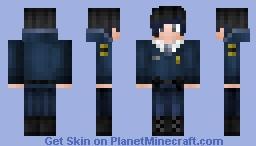 MPD Jake Minecraft Skin
