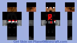Mr.R Minecraft Skin
