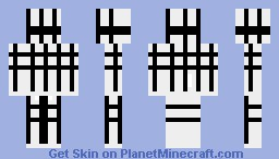 MR. Stripes Minecraft Skin