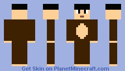 Mr_Banjo (Maskless) Minecraft Skin