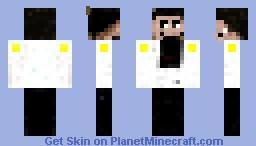 mr.blackwhite Minecraft Skin
