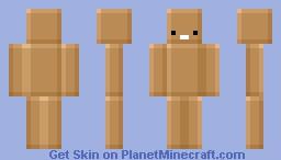 Mr. Cardboard Minecraft