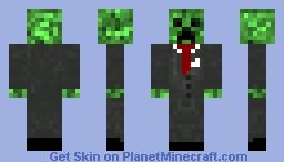 Mr. Creeper Minecraft
