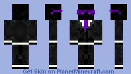 Mr Ender Minecraft Skin