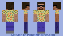 Mr. Eyetest Minecraft Skin