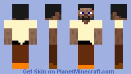 Mr Gibbs Minecraft Skin