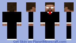 Mr.Herobrine Minecraft Skin