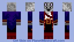 Mr One Wolfe Minecraft Skin
