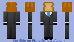 MrPansaLao Minecraft Skin